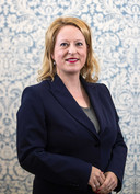CDA-Europarlementariër Esther de Lange.