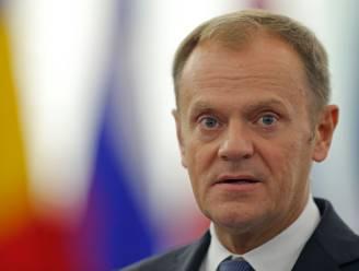 Tusk: alles doen voor behoud Schengenzone