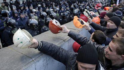 IMF zeer somber over Oekraïense economie