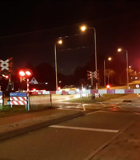 Jongeren brengen treinen in gevaar met stenen op spoor in Nijkerk