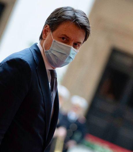 Le gouvernement italien en crise après la démission de deux ministres