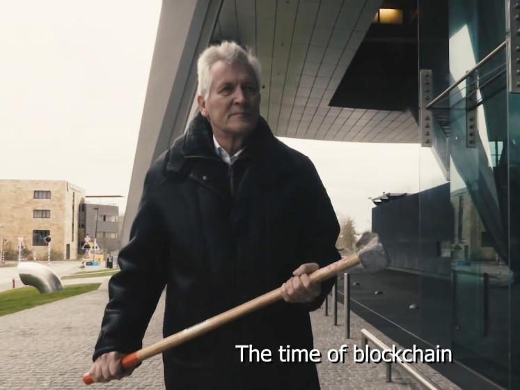 Hoe Dirk Scheringa zich verslikte in zijn grote crypto-avontuur
