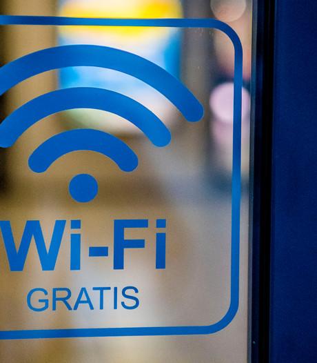 Geen gratis wifi in binnenstad Oldenzaal