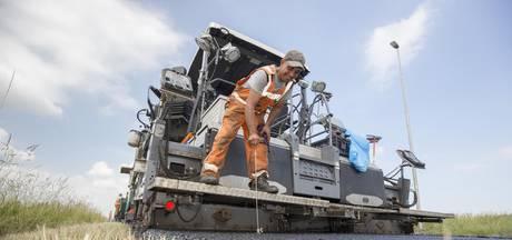 Nieuwe aansluiting A58 bij Goes vanaf maandag open