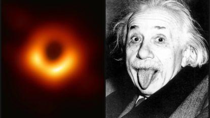 Hoe Einstein het 'zwart gat' voorspelde. En er door de atoombom zelf in belandde