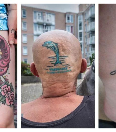 Van Meerzicht tot Vispaleis, deze mensen lieten stad of dorp op hun lijf zetten: 'Tattoo werd betaald'
