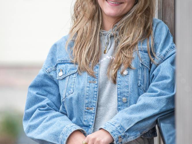 Bulten in hals bij 16-jarige Esley bleek lymfeklierkanker: 'Heel spannend of ik het zou halen'