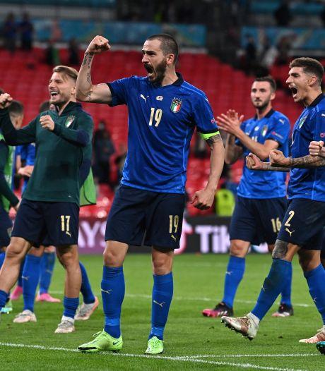 L'Italie, un sommet jamais gravi par les Diables Rouges en phase finale d'un tournoi