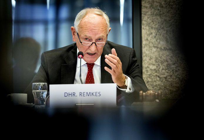 Johan Remkes eerder dit jaar.