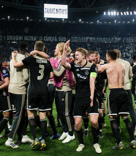 Ajax treft Spurs op 30 april en 8 mei