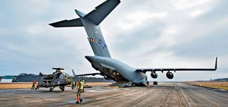 Hoofdbaan vliegbasis Gilze-Rijen drie maanden dicht voor reconstructie en bommenzoektocht