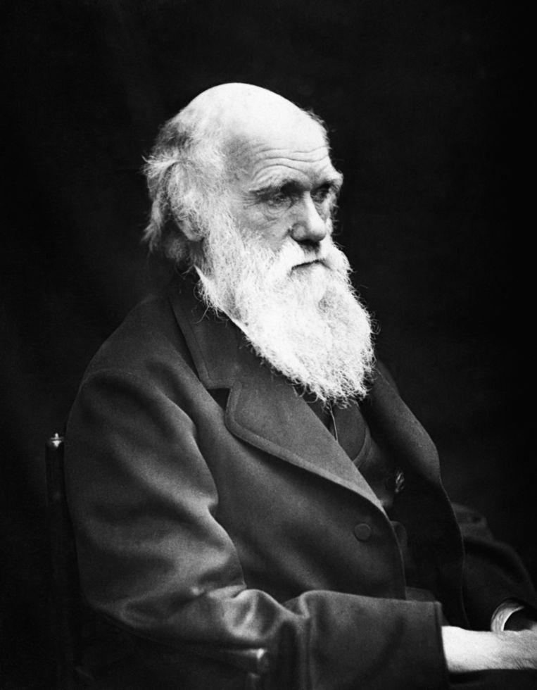 Charles Darwin (1809-1882). Beeld © Bettmann/CORBIS