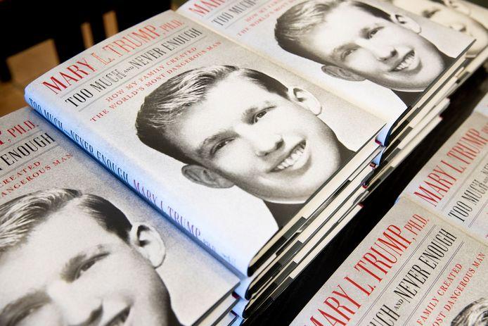 Het eerste boek van Mary Trump.