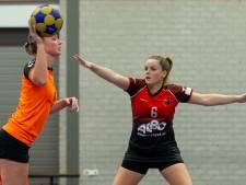 Saskia van Kerkhof moet korfbalsters van Spes weer weg omhoogwijzen