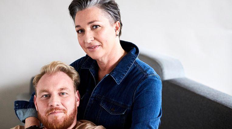 """Marga en Bastiaan schelen 17 jaar: """"Hij woonde nog bij zijn ouders, in zijn oude kamertje"""""""