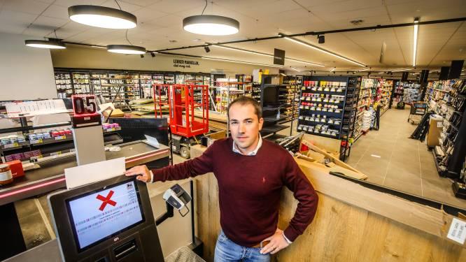 Zelfscans, sushibar en eigen traiteursdienst: zo opent vernieuwde Delhaize in Torhout vrijdag de deuren