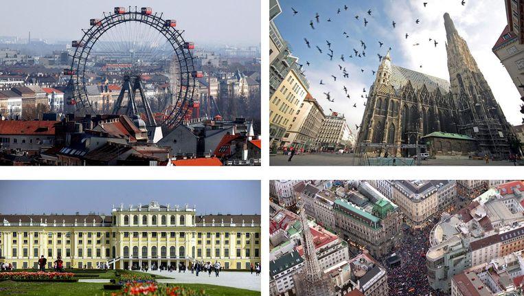 Wenen, 'de beste stad om nu te wonen'. Beeld ANP