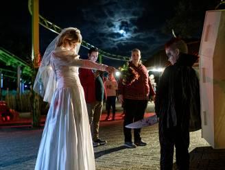 Zombies en killerclowns jagen bezoekers stuipen op het lijf in Avonturenpark Hellendoorn