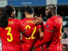 België plaatst zich voor de Final Four in de Nations League na zege op Denemarken