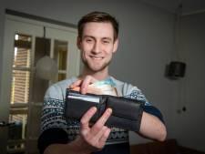 Portemonnee gestolen? Met deze slimme uitvinding van David uit Beekbergen vind jij 'm simpel terug!