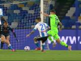 Napoli wint in doelpuntrijke topper van Lazio Roma