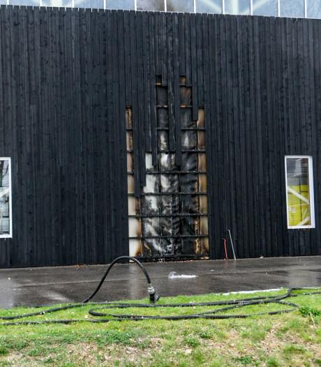 Klein brandje op Venco Campus in Eersel