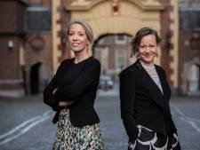 Moeders kunnen ook president worden, Marieke en Ody schreven er een kinderboek over