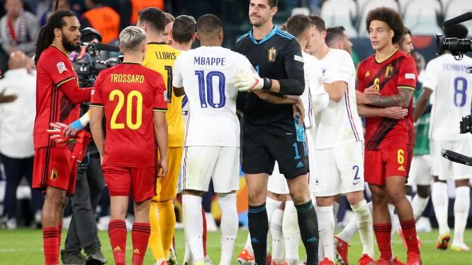 La Belgique garde la tête du classement FIFA de justesse, la France remonte sur le podium