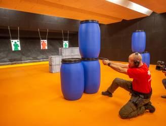 Vlaams-Brabantse politieschool beschikt eindelijk over eigen schietstand