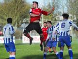 RCS en DwO'15 komen tot tien goals, Brouwershaven herstelt zich