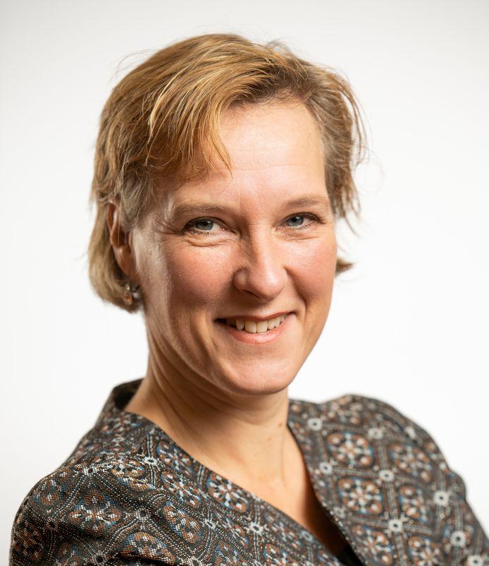 Mariska Sturkenboom, lijsttrekker voor DorpsGoed in Sint-Michielsgestel.