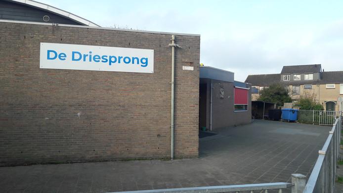 Schoolgebouw De Driesprong in Hoek is  veel te krap.