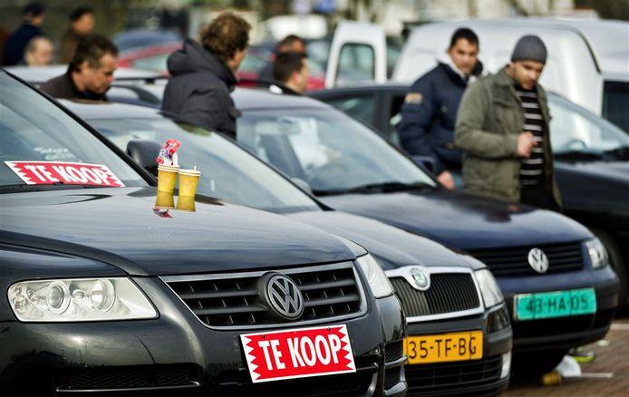 Automarkt Beverwijk (2012).