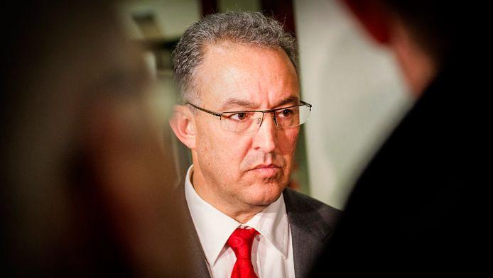 Burgemeester Aboutaleb van Rotterdam