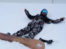 Zelhemse snowboardster Melissa Peperkamp kan in voetsporen Thedo Remmelink treden