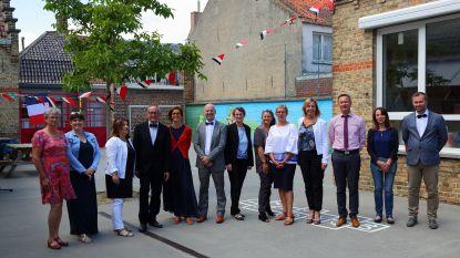 Erasmusproject in VBS De Krekel Roesbrugge