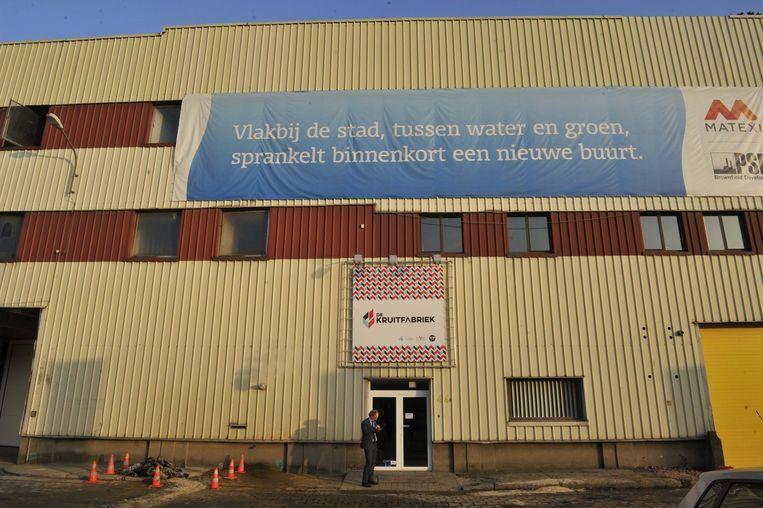 De Kruitfabriek is sinds gisteren open.