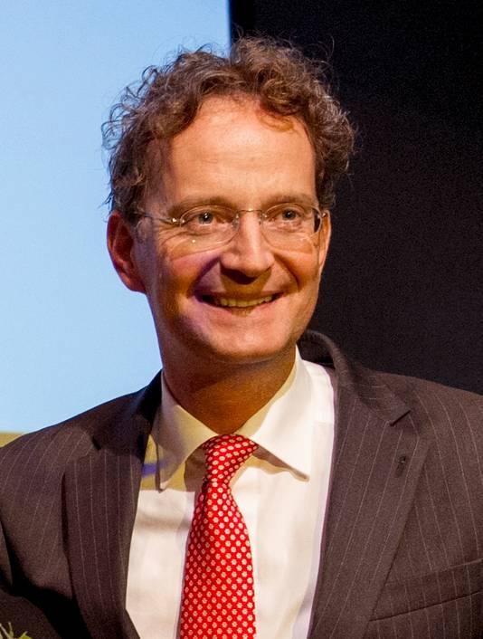 Oud-staatssecretaris Joop Wijn (2003-2006)