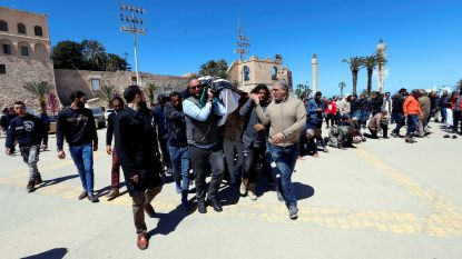Conflict in Tripoli jaagt duizenden inwoners op de vlucht
