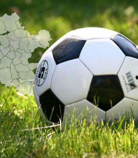 Bekijk hier alle uitslagen van het amateurvoetbal in de regio