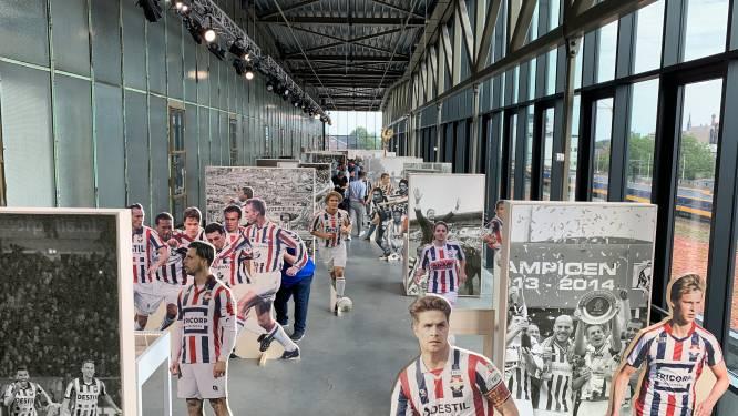 Expositie Leev' Hoezee over 125 jaar Willem II is niet alleen voor de voetballiefhebber