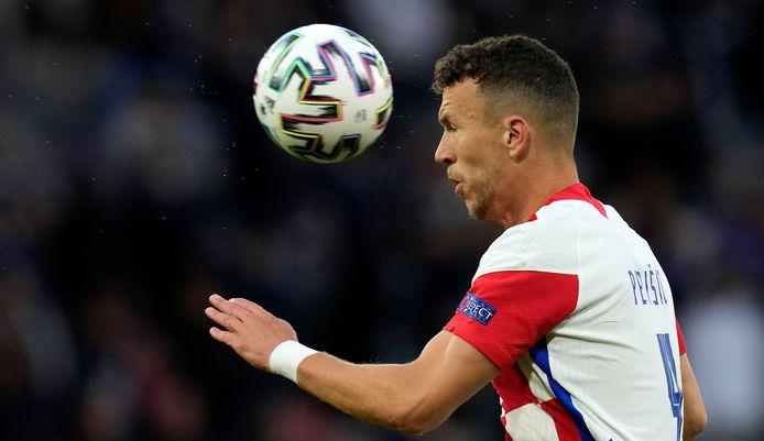 Ivan Perisic,  à nouveau décisif avec la Croatie.