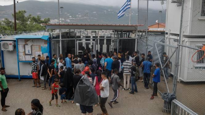 Griekenland zal nieuwe opvangkampen voor migranten op Egeïsche eilanden bouwen