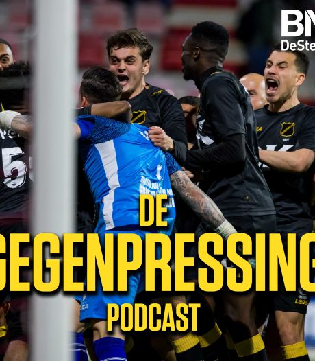 De Gegenpressing Podcast | 'De tackle van Malone, de lach van Mounir en klaar voor volksfeest op Grote Markt'