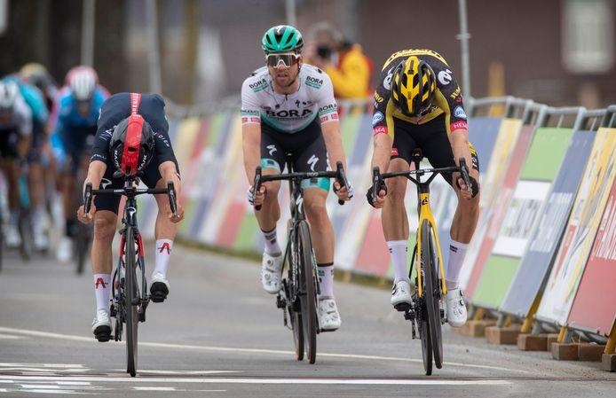 Wout van Aert ha vinto l'ultima edizione dell'Amstel Gold Race.