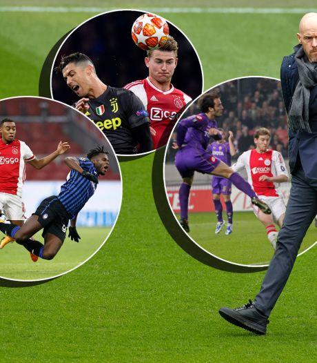 Ajax moet tegen AS Roma afrekenen met Italiaanse vloek