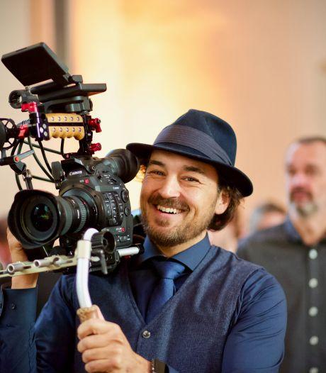 Bij Ismael werd een hersentumor verwijderd, maar nog steeds maakt hij films