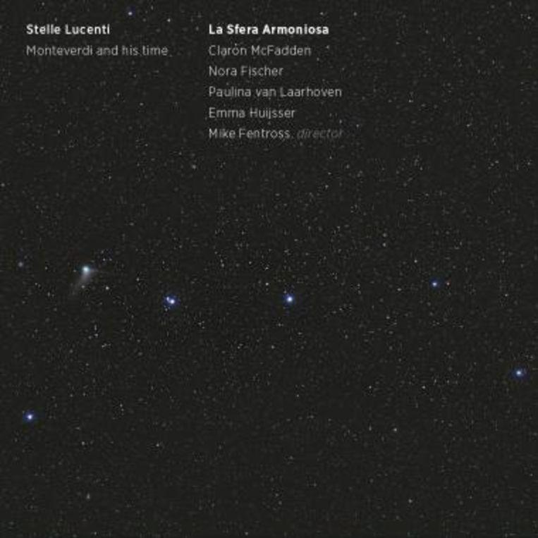 La Sfera Armoniosa, Stelle Lucenti, Monteverdi and his time. Beeld