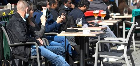 """Pas de taxe """"terrasse"""" pour le secteur Horeca wallon cette année"""