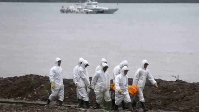 Tornado mogelijke oorzaak dodelijke scheepsramp China